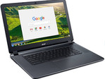 Acer Chromebook 15 CB3-532-C47C with Intel Celeron N3060 processor