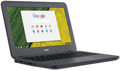 Acer Chromebook N7 (C731) rugged notebook compliant with U.S. MIL-STD 810G