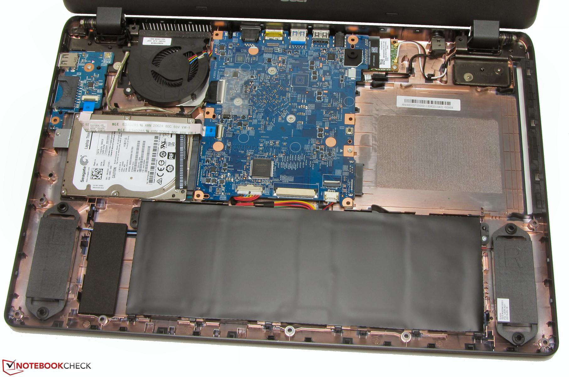 New Driver: Acer Extensa 2519