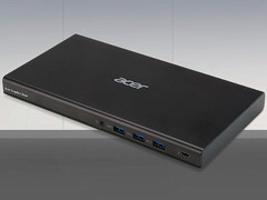 Acer Graphics Dock brings external GPU support for notebooks