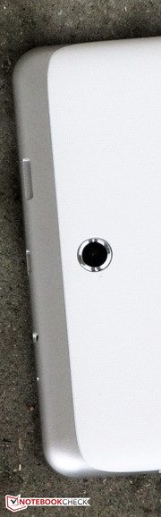 The rear-facing camera has a resolution of 2 MP.