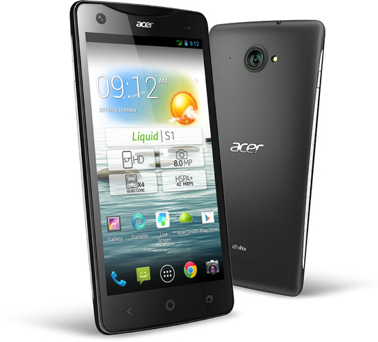 In Review: Acer Liquid S1. Test device courtesy of Acer.
