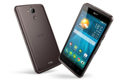 Acer Liquid Z410 Android smartphone with 4G LTE connectivity and 4.5-inch IPS display