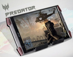 Acer Predator gaming tablet with Intel Atom x7 processor