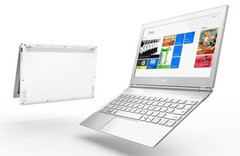 Acer Aspire S7 ultrabook with WQHD IPS display and Corning Gorilla Glass 2