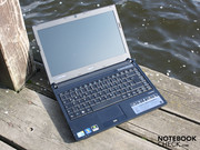 "Those who are constantly on the move want a small, handy 13.3"" laptop with a long battery life."