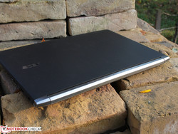 In review: Acer Aspire VN7-572G-72L0. Test model courtesy of Acer Germany