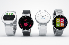 Alcatel OneTouch Watch smartwatch with iOS and Android compatibility