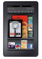 """In Review:  Amazon Kindle Fire 7"""""""