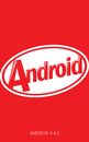 Operating system: Android 4.4.2 KitKat