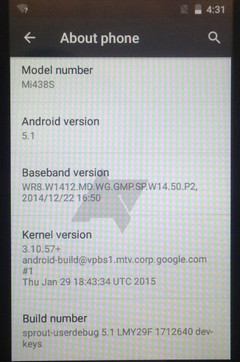 Android 5.1 update introduced on Android One handsets in Indonesia