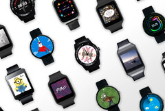 Android Wear Lollipop update features new watch faces and