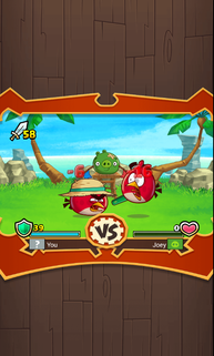 """Angry Birds Fight!"""