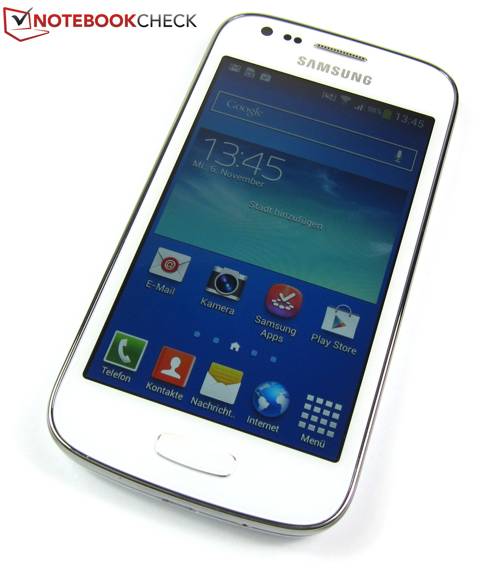 Review Samsung Galaxy Ace 3 GT-S7275R Smartphone ...