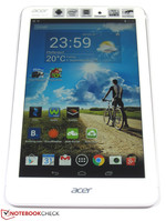 "Perfect fit: For the Acer Iconia Tab 8, ""gap"" is a foreign word."