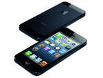 Apple iPhone 5 smartphone (image: Apple)