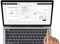 Apple MacBook Pro with Touch ID, OLED toolbar leaks online