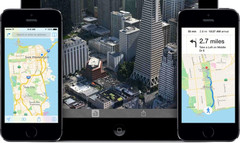 Apple iOS Maps will get improvements in iOS 8