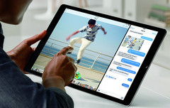 Apple iPad Pro tablet with A9X SoC