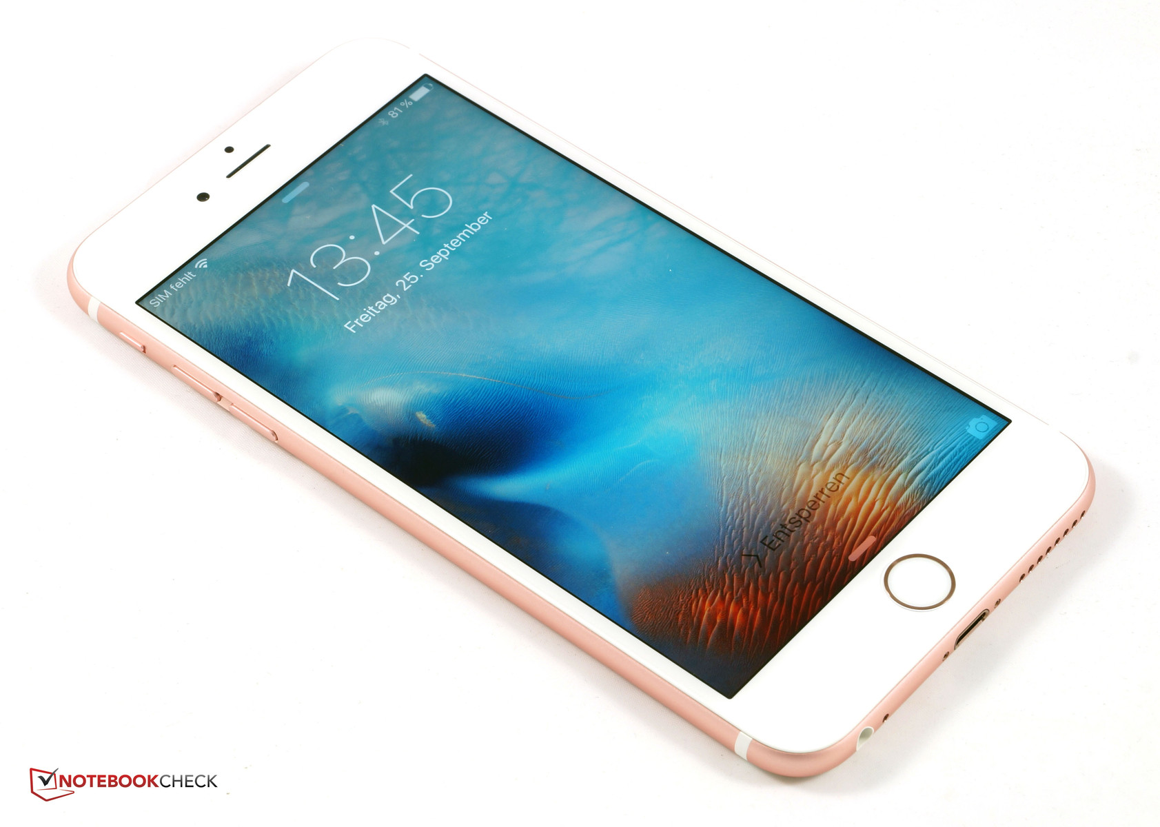 apple iphone 6s smartphone review notebookcheck net reviews