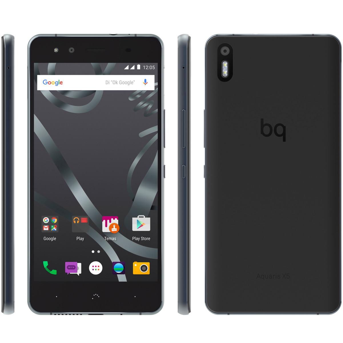 BQ Aquaris X5 Cyanogen Edition smartphone now available ...