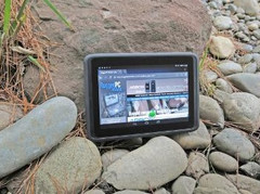 Arbor Solution Gladius 10 rugged Android tablet with MediaTek processor, dual SIM, IP65 and 810G compliant