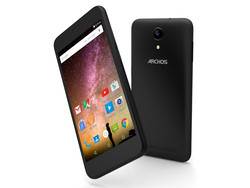 In review: Archos 50 Power. Review sample courtesy of Archos.