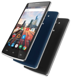Archos 50d Helium smartphone with 4G connectivity and Android 5.1 Lollipop