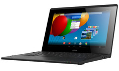 Archos ArcBook Android netbook with 10.1-inch display, dual-core processor, 1 GB RAM and Android 4.2 Jelly Bean