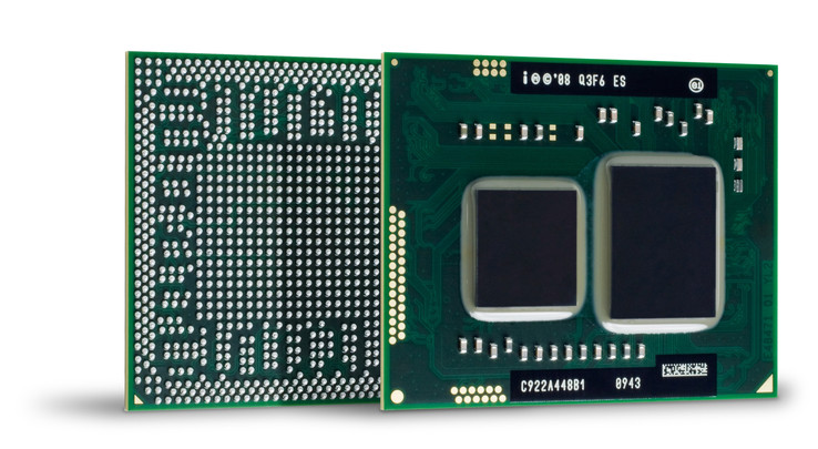 "Intel Core ix Processor ""Arrandale"""