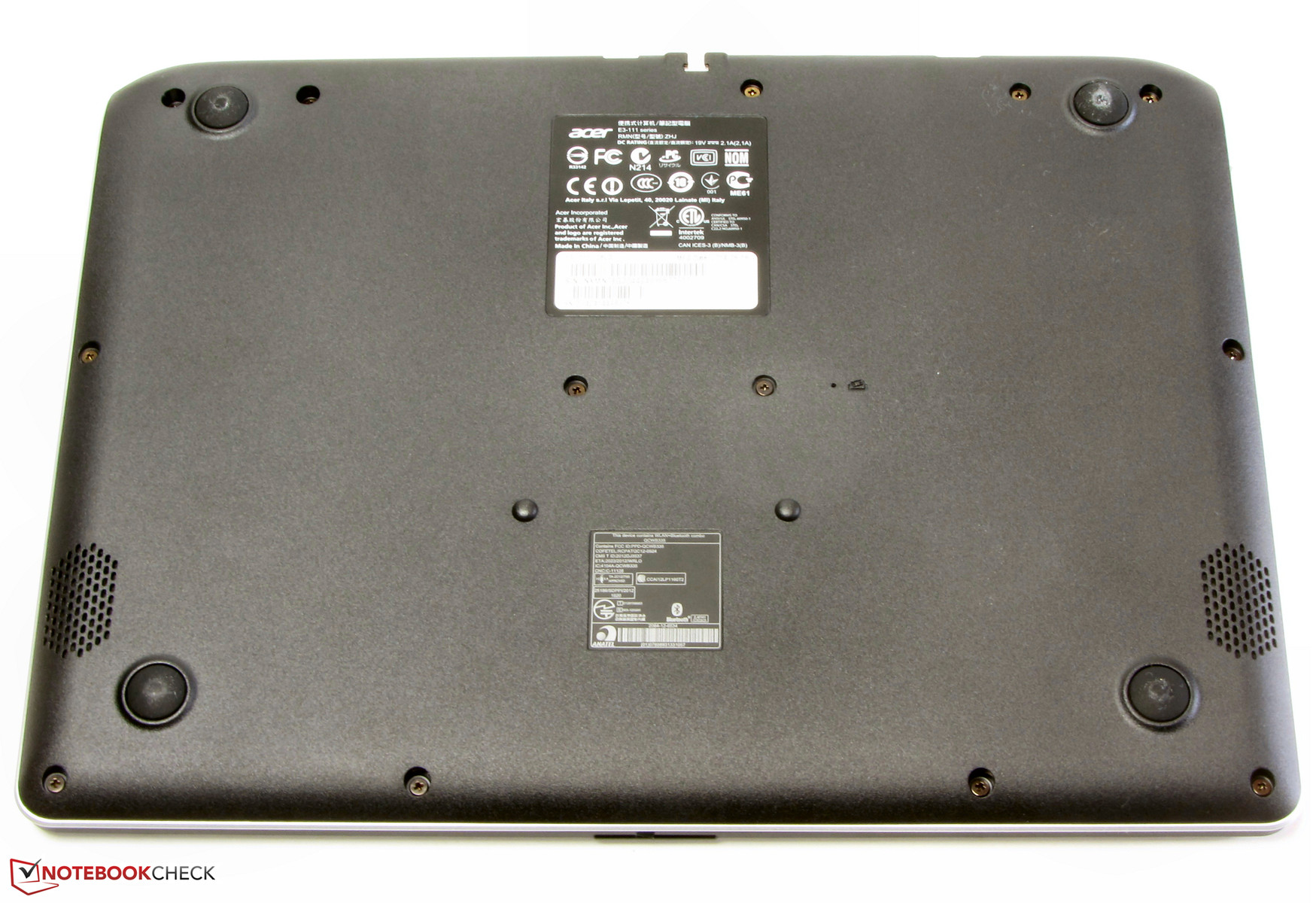 Drivers Acer NC-E3-111-C9GN