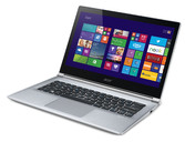 Light, slim and flat - the Acer Aspire S3-392G (Photo: Acer).