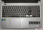 Input devices Aspire V3-572PG