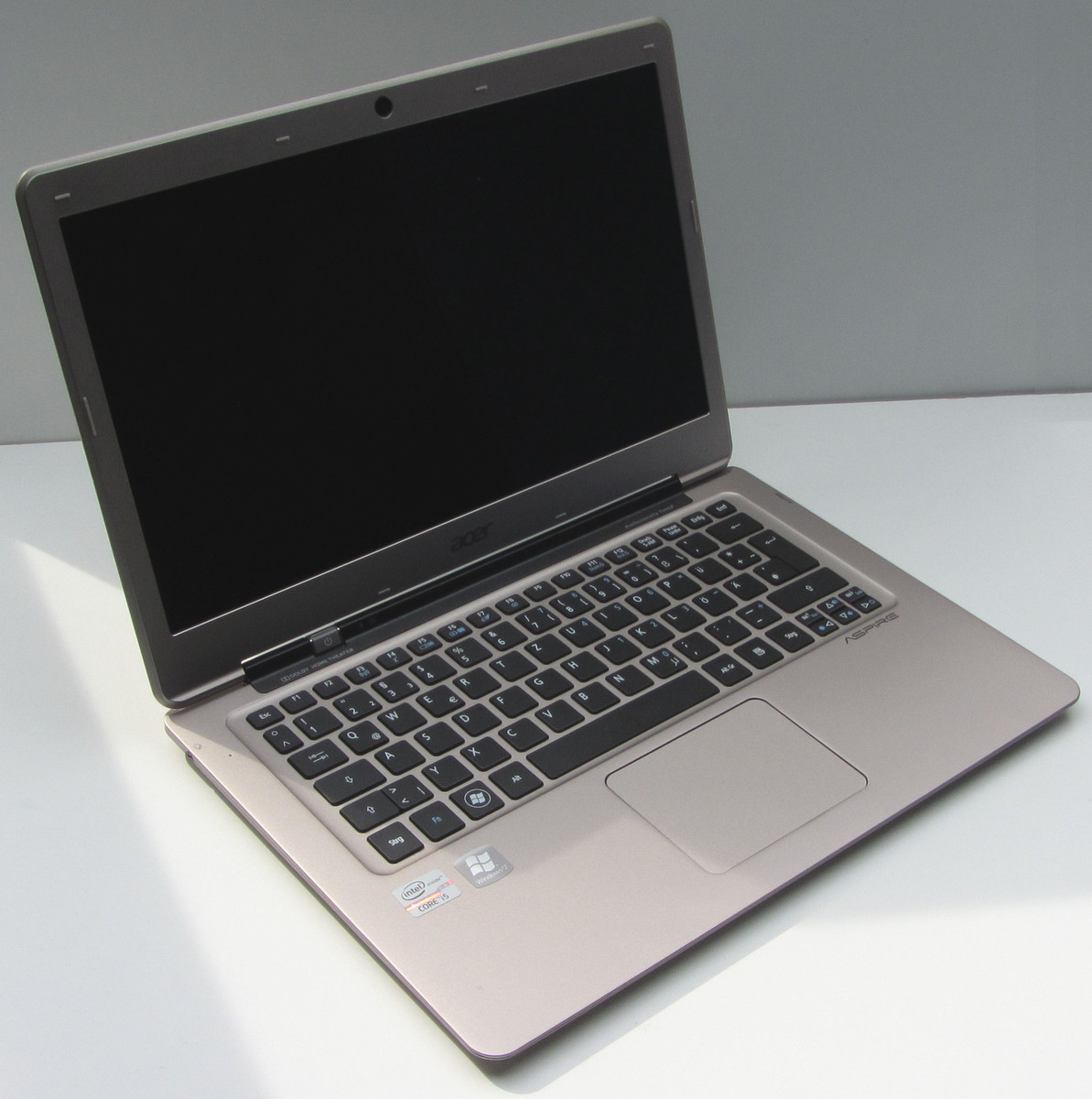 Acer Aspire S3-391 Intel RST Windows Vista 32-BIT
