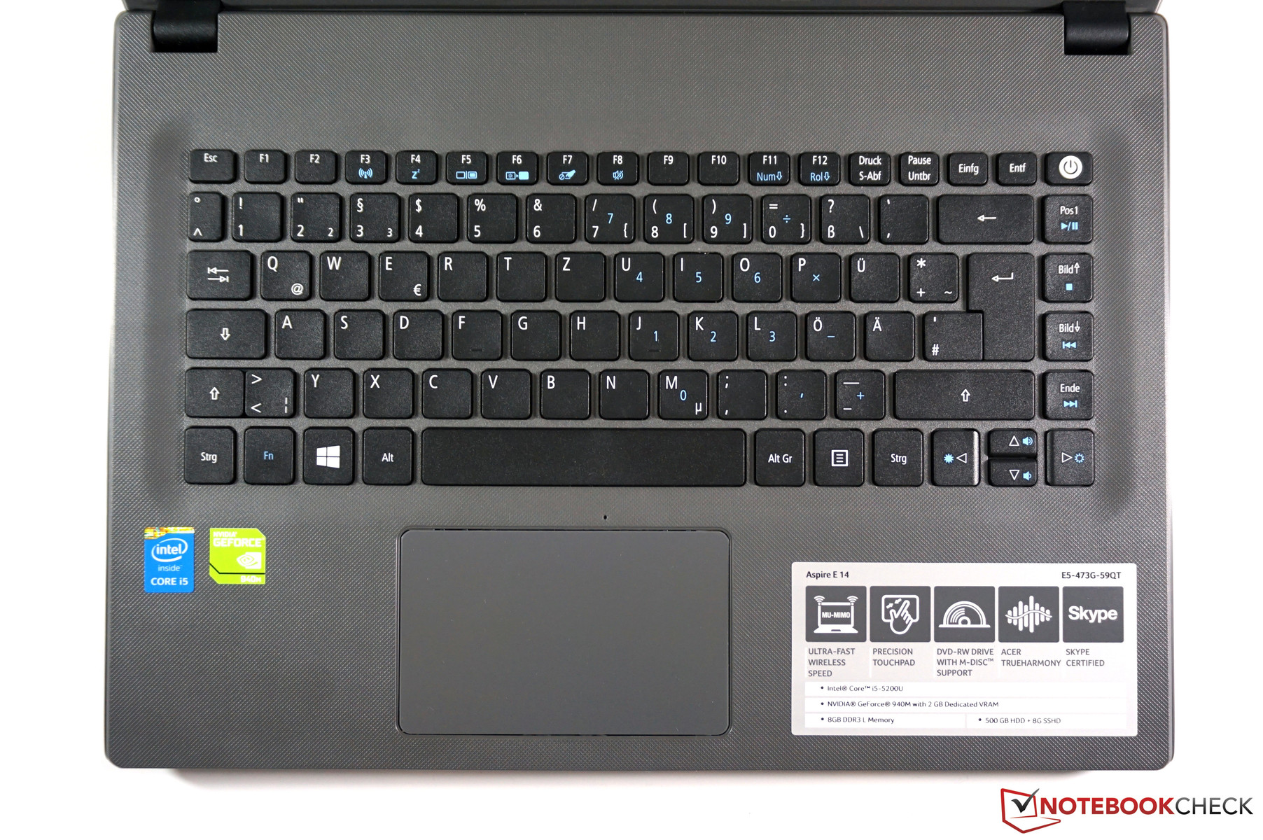 Acer Aspire V5-473G ELANTECH Touchpad Drivers for Mac Download
