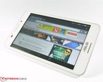 Asus Fonepad 7 FE375CG: IPS screen with 1280x800 pixels