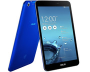 ...the Asus can also be had in black, blue...