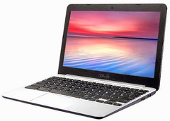 Asus C201 Chromebook with 11.6-inch HD display and Rockchip 3288-C SoC