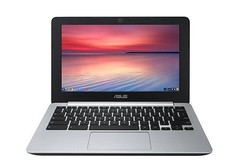 Asus Chromebook C200 11.6-inch notebook with Chrome OS and Intel Celeron N2380 processor