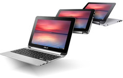 Asus Chromebook Flip C100 convertible with IPS touchscreen and Rockchip processor