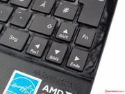 Great: Standard-sized cursor keys.
