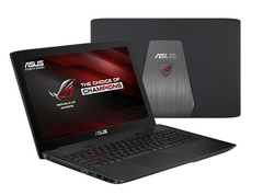 The new GL552 follows the design of Asus' own G751
