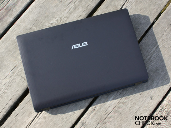 ASUS K73SV-TY032V: Solid midrange technology in a stable case