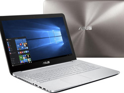 Less convincing than the predecessor: Asus N552VX-FY103T