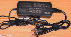 The power supply has a nominal output of 120 watts
