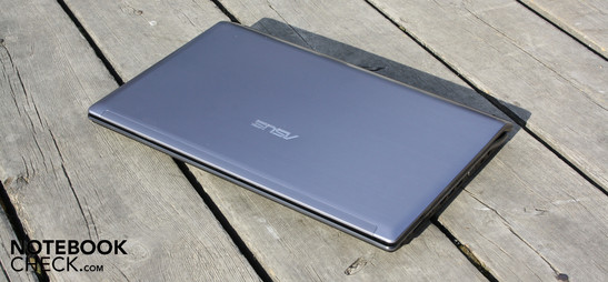 Asus N73SV-V1G-TY282V: Great workmanship and best sound meet good midrange technology