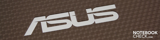 ASUS N82JQ-VX046V: Compact power machine with Core i7-720QM and Nvidia GeForce 335M