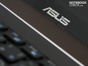 Asus has set up a high-quality case.