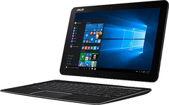 Asus T302CA Windows convertible tablet with Intel Skylake processor and aluminum body