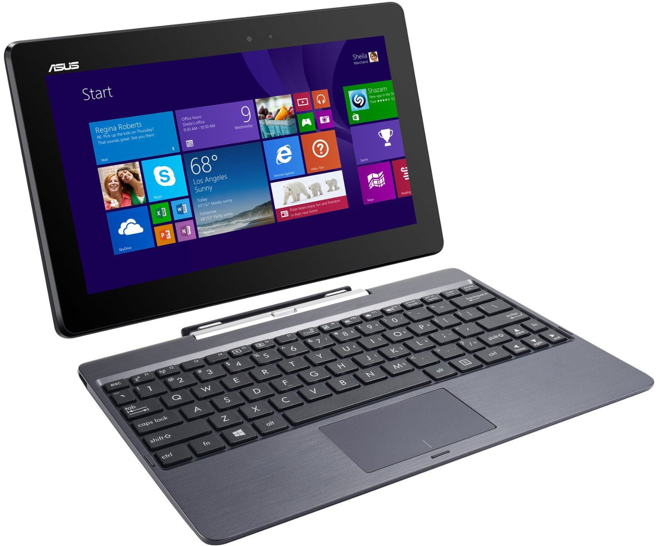 ASUS Transformer Book T100TAL Broadcom WLAN Driver for Windows